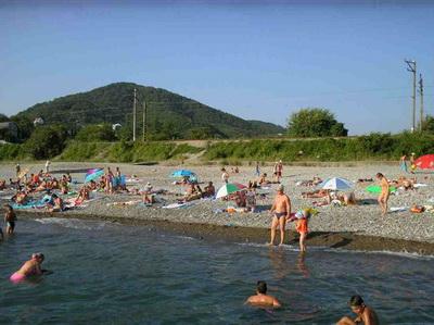 Отличный отдых в курортном городке Головинка