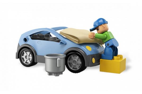 Качественная мойка автомобиля