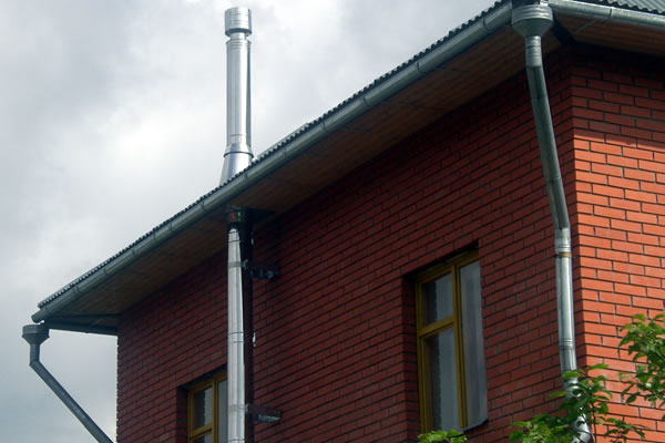 Чем хороши дымоходы из нержавеющей стали?