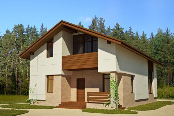 Стоимость домов по канадской технологии