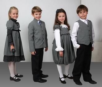 Как одевать ребенка в учебное заведение?