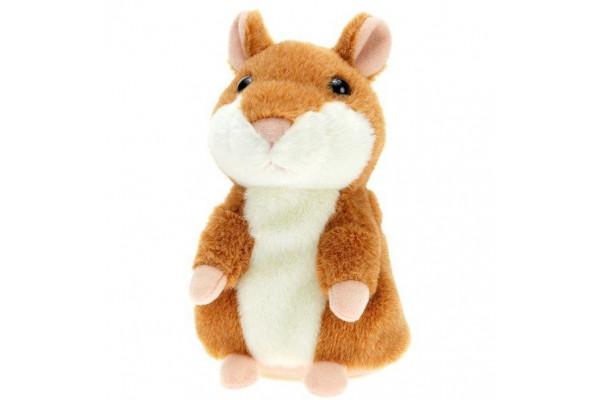 Говорящий хомяк – современная игрушка для малышей.