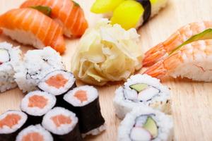 Выбираем самые вкусные суши