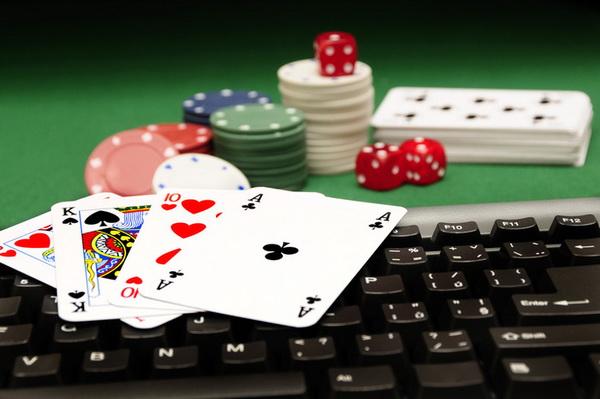 Первые азартные игры