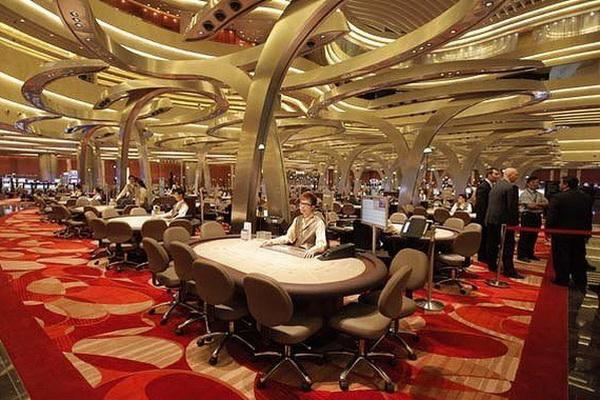 Первые казино в мире