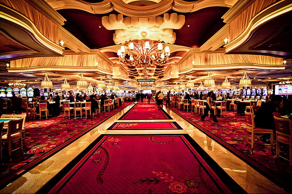 Как устроены казино?