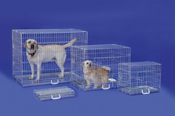 Выбираем качественные клетки для собак