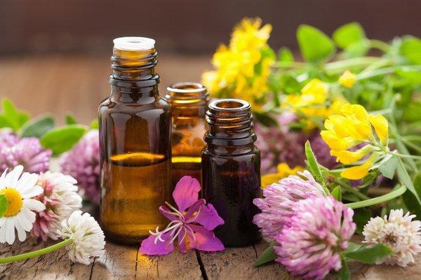Знакомые ароматы эфирных масел