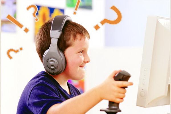 Компьютерные игры как развлечение