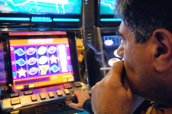 Игры на игровых автоматах