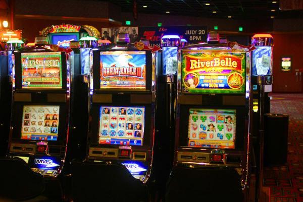 Бесплатные автоматы в Вулкане