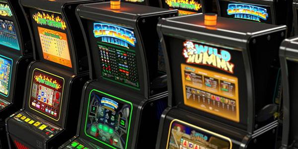 Игры в игровые автоматы