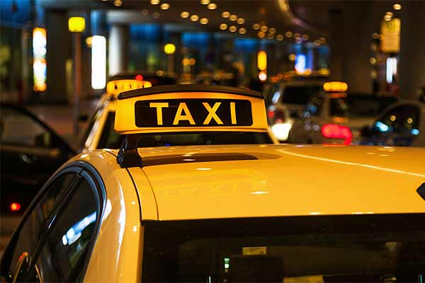 Самое дешевое такси в Киеве