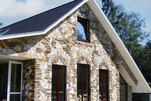 Вентилируемый фасад - привлекательный дизайн и защита здания
