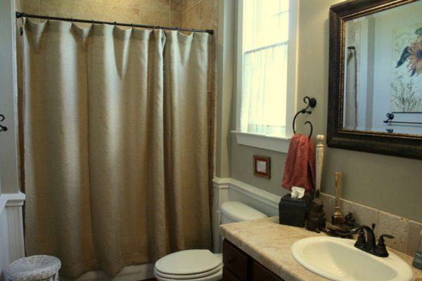 Выбираем шторы в ванную
