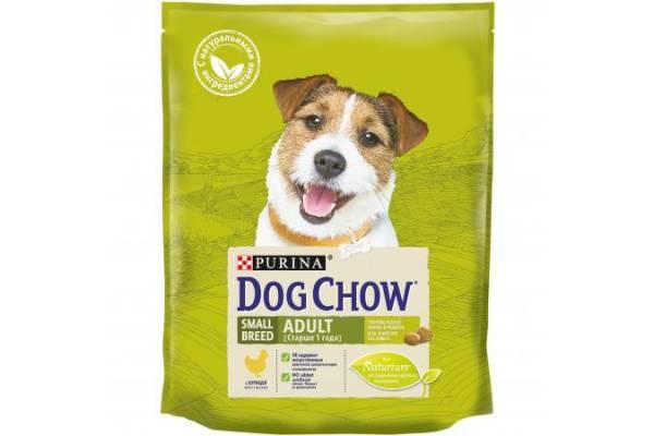 Сухой корм для пожилых собак