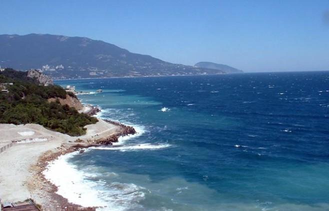 Климат на южном берегу Крыма