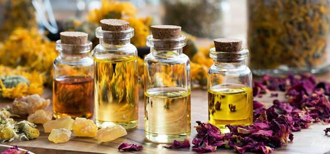 Обзор растительных масел для ароматерапии