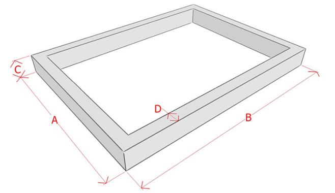 расчет объема бетона