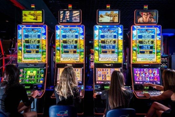 Игровые слоты в современных онлайн казино