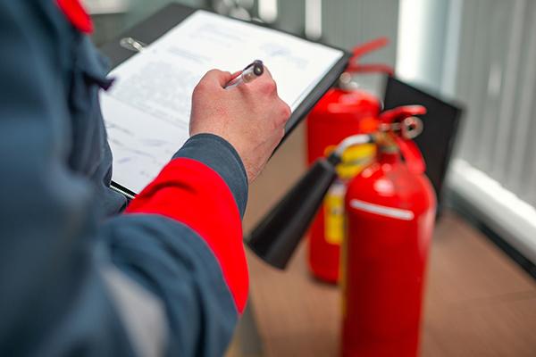 Обеспечение пожарной безопасности офиса