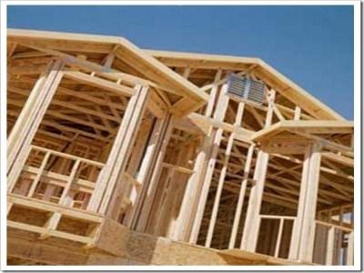 Об особенностях строительства деревянного каркасного дома